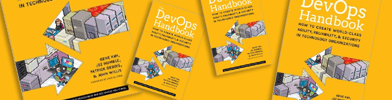 DevOps Handbook is coming